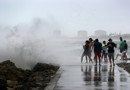 tempête Isaias