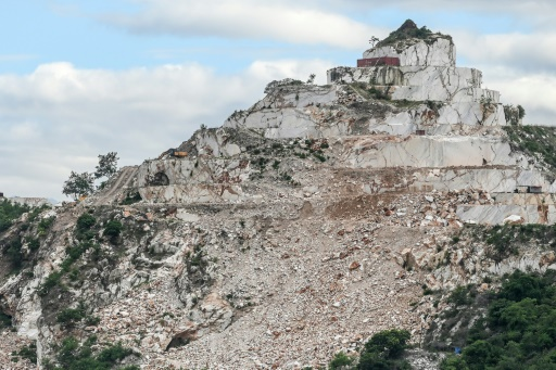 birmanie marbre collines