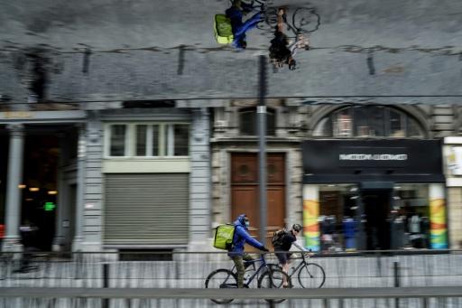 vélo Bruxelles