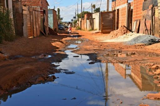 brésil eaux probleme coronavirus