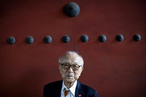 survivant Nagasaki