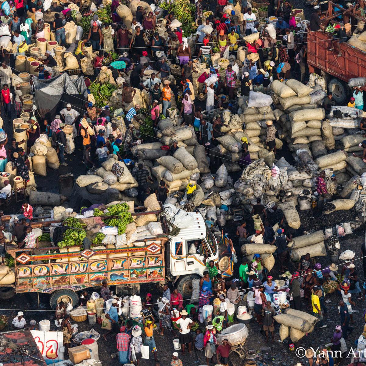 marché Haïti YAB