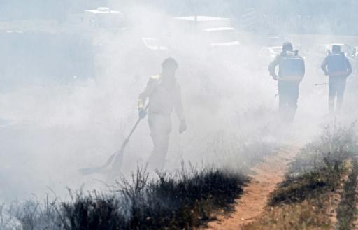 incendies Paraguay