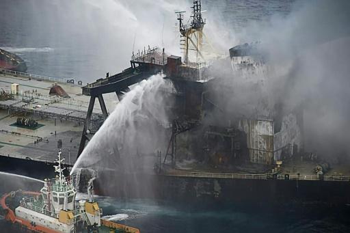 pétrolier Sri Lanka