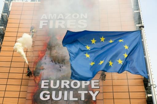 Bruxelles Greenpeace