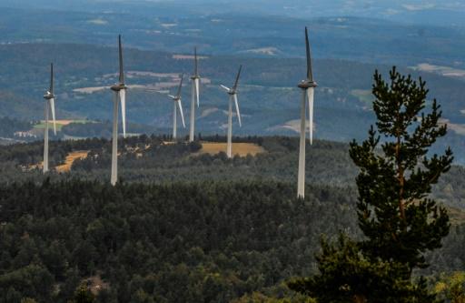 éoliennes Ardèche