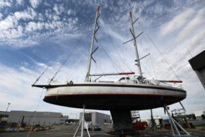 voilier cargo Bretagne