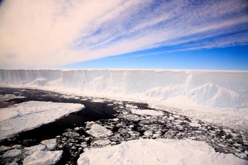 Antarctique réchauffement climatique
