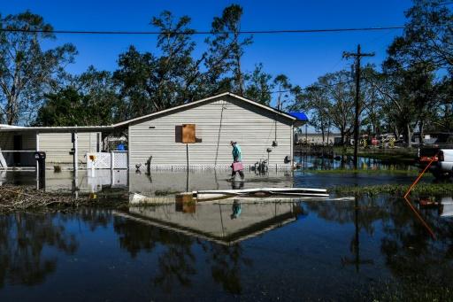 Louisiane ouragan