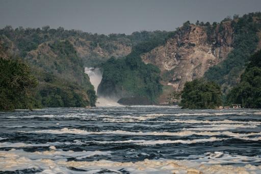 ouganda Murchison Falls