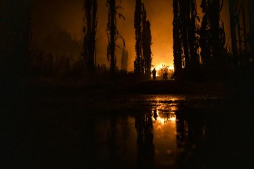 Napa Valley incendies