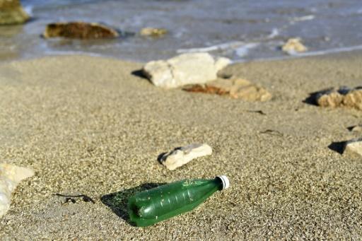 pollution plastique plage Marseille