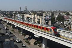 Le Pakistan a son premier métro