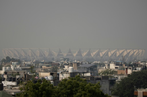 pollution air New Dehli