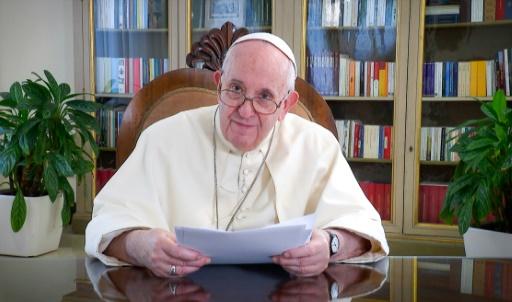 pape changement climatique