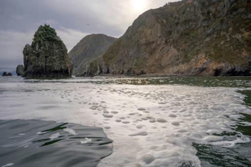 Kamtchatka Russie pollution