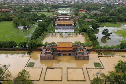 Hué innondations Vietnam