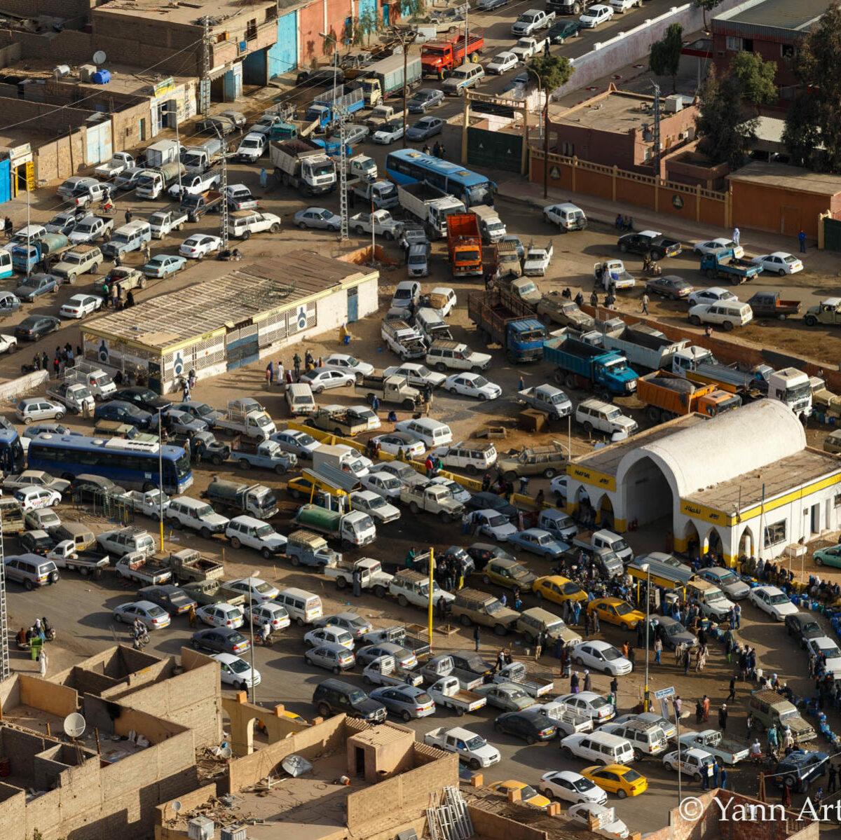 Algérie embouteillages