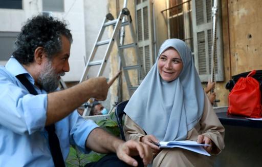 Liban explosion court-métrage