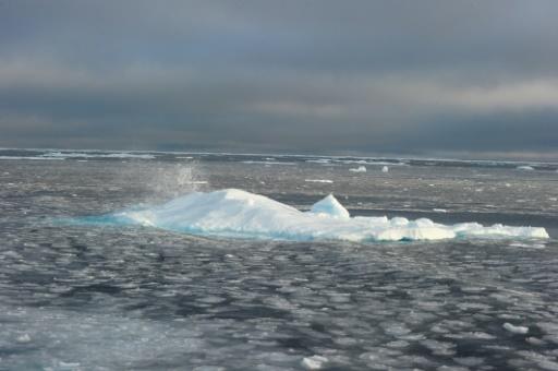 Arctique fonte banquise