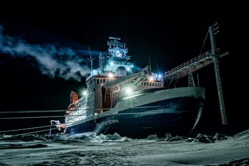 brise-glace Arctique