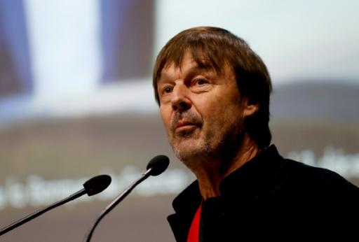 Nicolas Hulot néonicotinoïdes