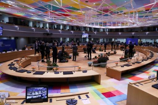 Union Européenne sommet Bruxelles