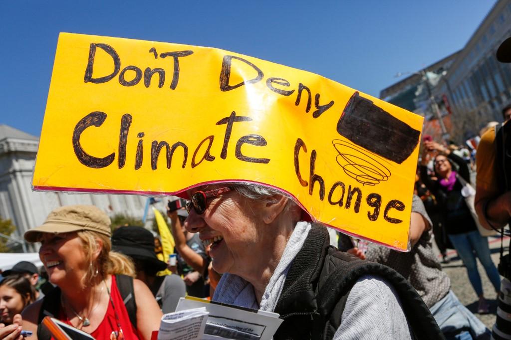 marche climat Etats-Unis