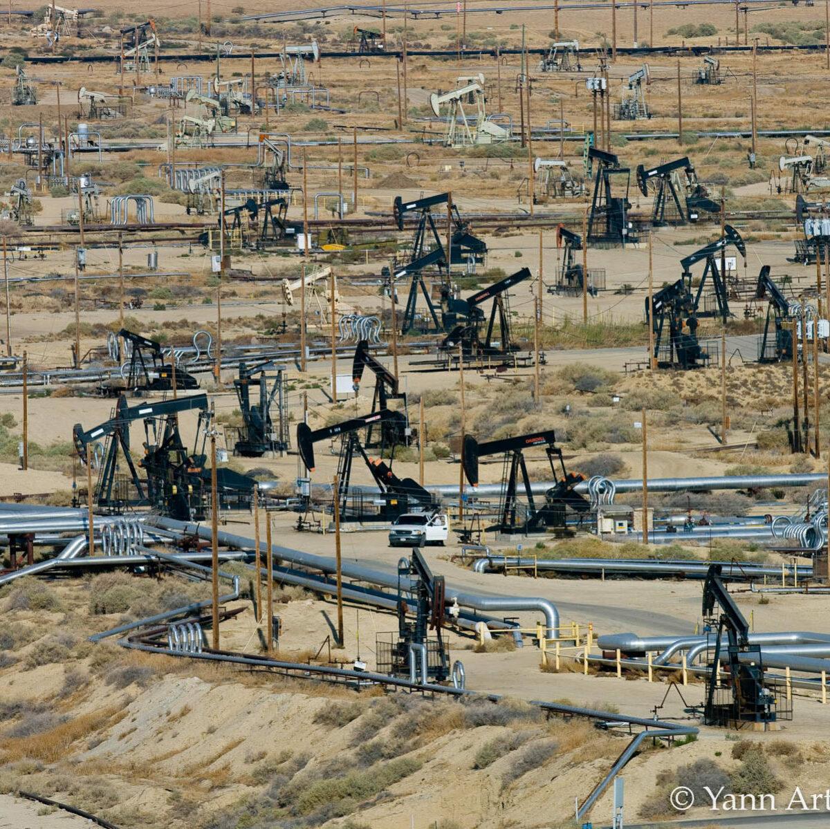 champ pétrole Etats-Unis