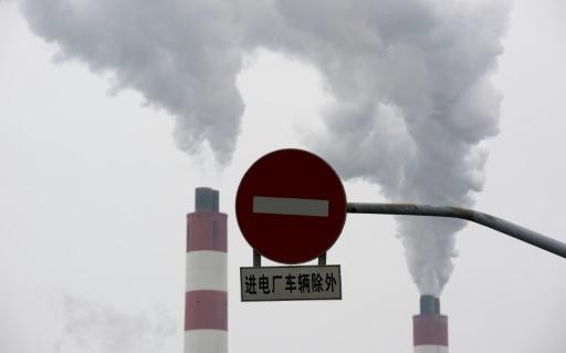Chine centrale charbon
