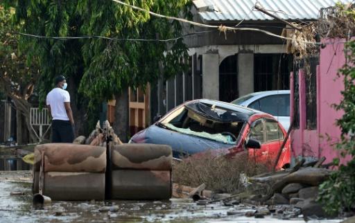 Honduras ouragan Eta