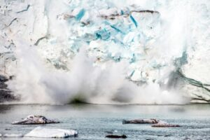 glaciers Groenland