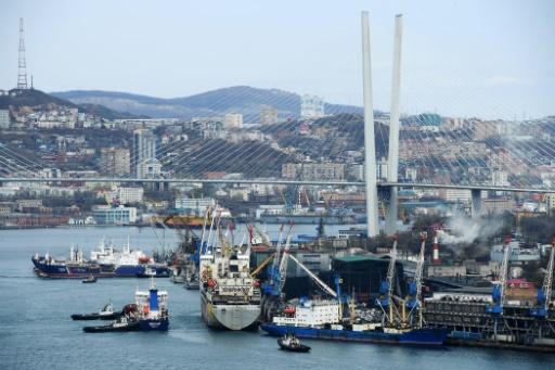 port Vladivostok Russie