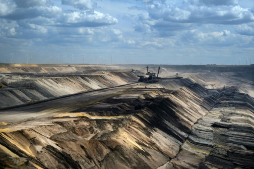 Allemagne mine