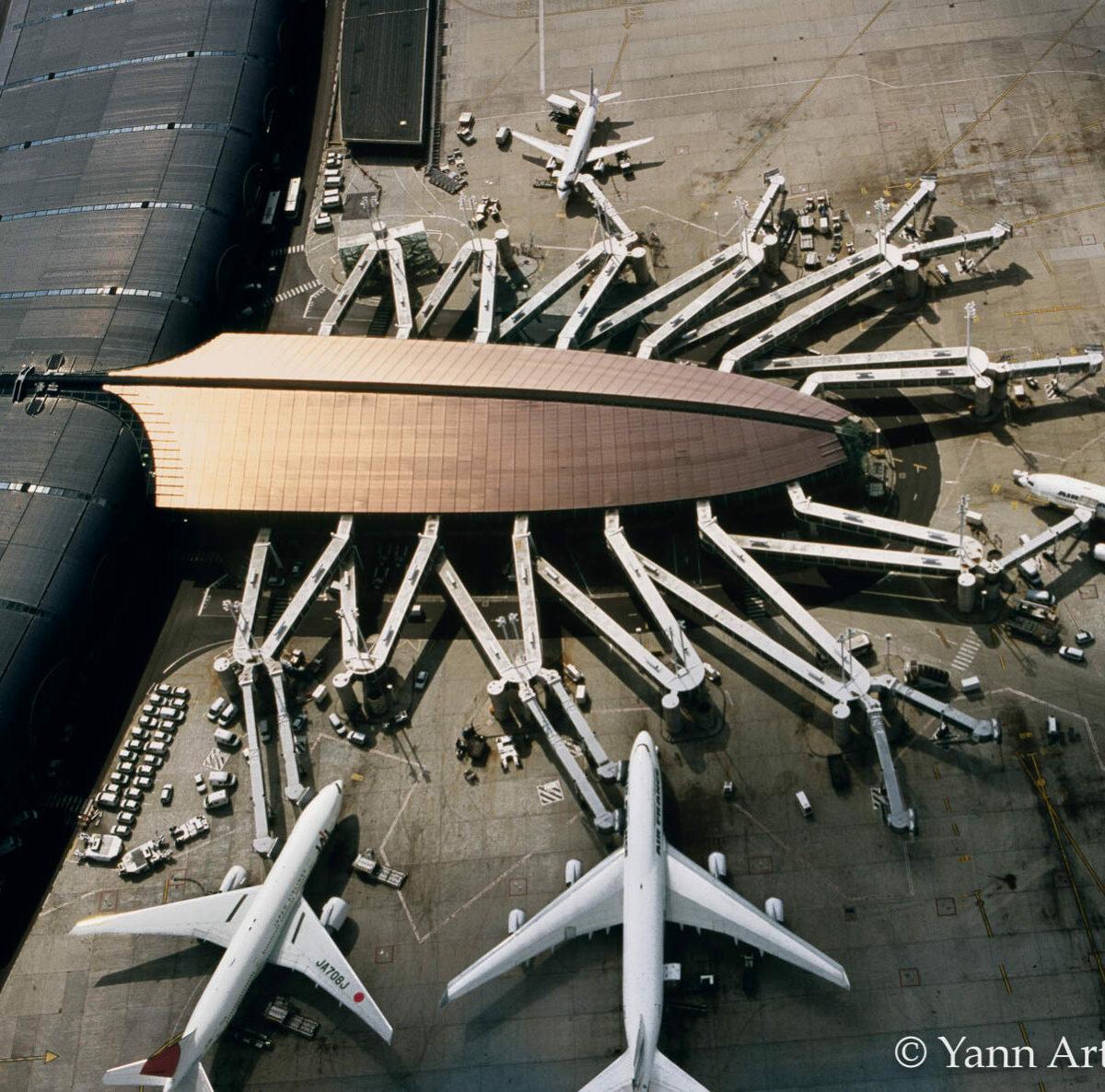 aéroport Roissy-Charles-de-Gaulle YAB