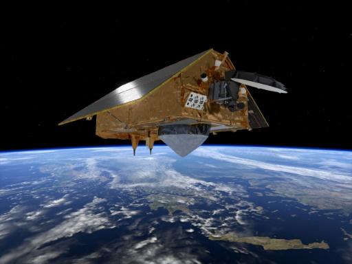satellite Sentinel-6