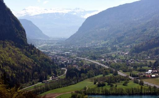 vallée Arve pollution air