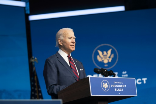 Joe Biden Etats-Unis