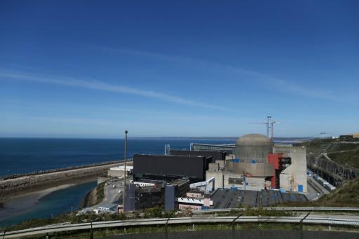 centrale nucléaire Flamanville France