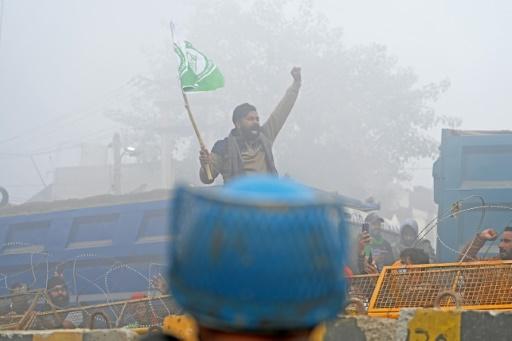 manifestation Inde