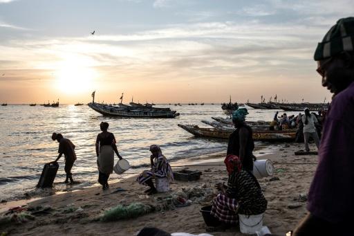 Mbour Sénégal migrants pêche