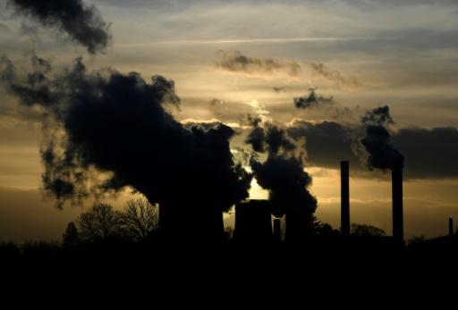 usine gaz effet serre