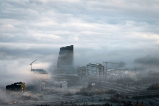 Sofia pollution air