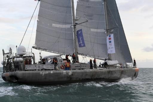Tara goélette Lorient