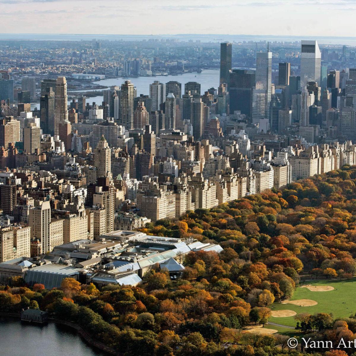 central park New York Etats-Unis