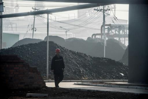 charbon mine Chine
