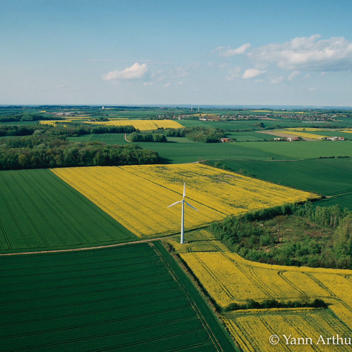 éolienne Danemark