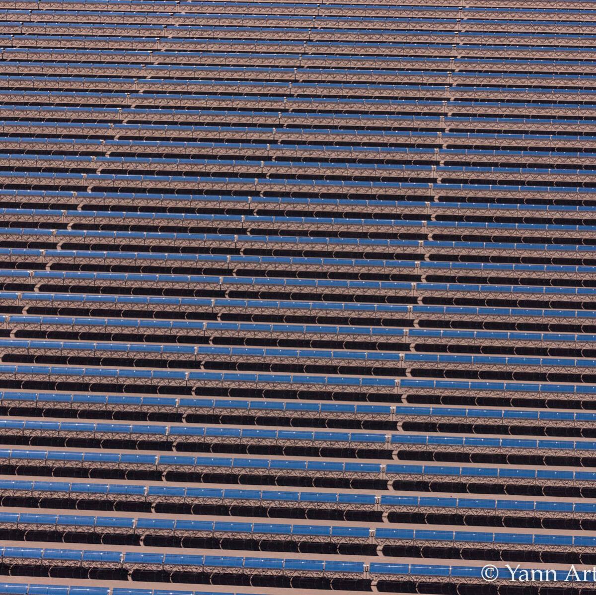 centrale solaire thermique Nevada Etats-Unis