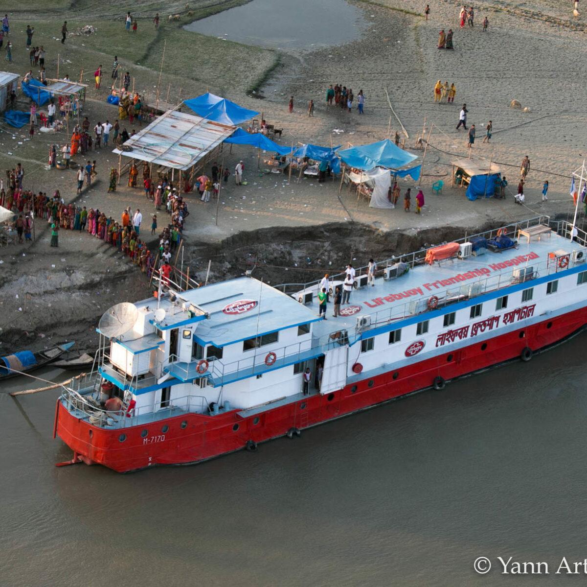 navire-hôpital Bangladesh
