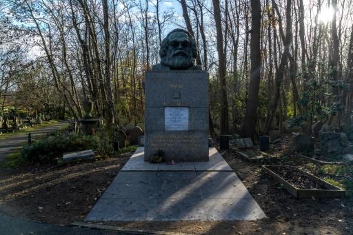 Marx Highgate cimetière